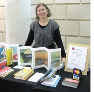 Carol Barton at Philadelphia Book Fair