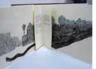 Beth Curren artist's book